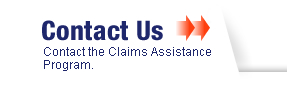 Contact SFDCT Claims Department